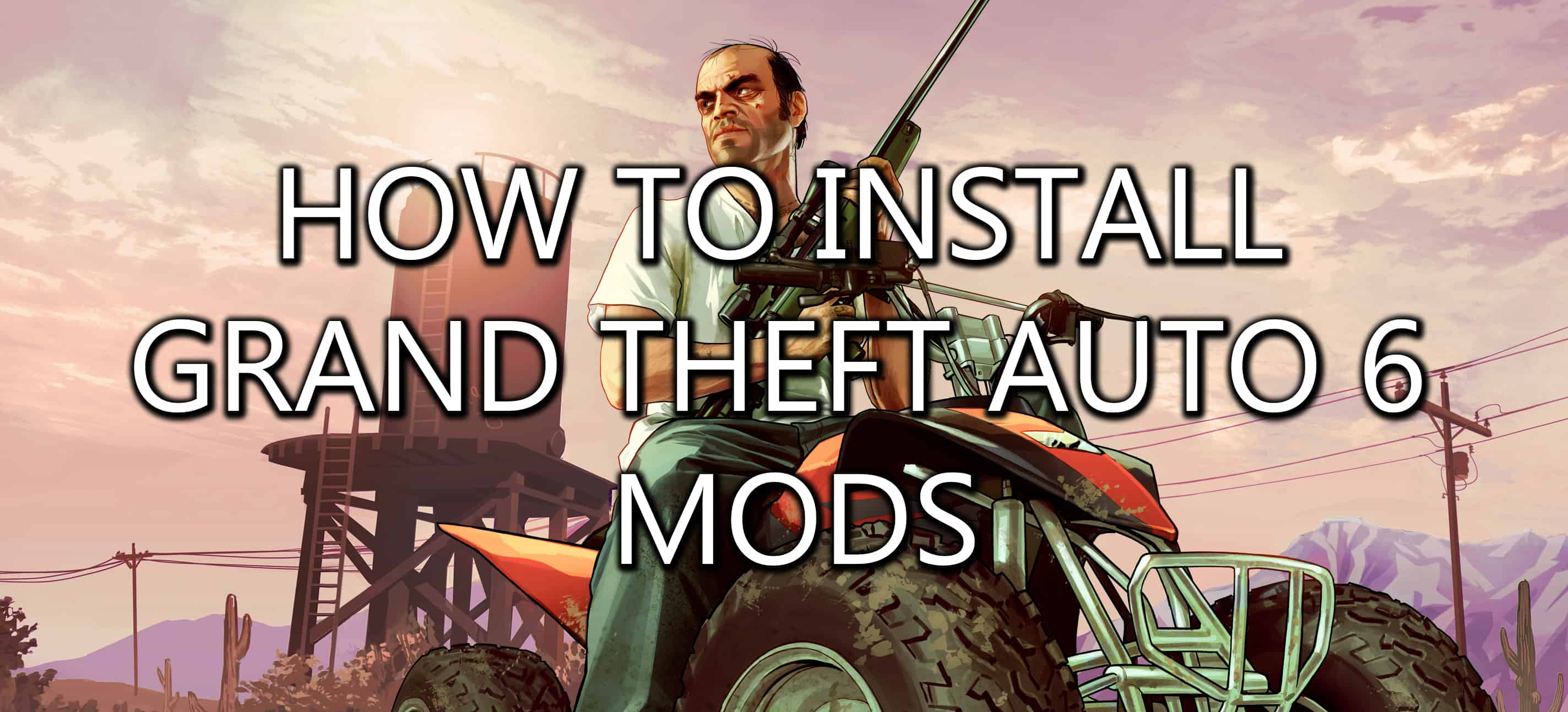 How to install GTA 6 Mods | How to install Grand Theft Auto